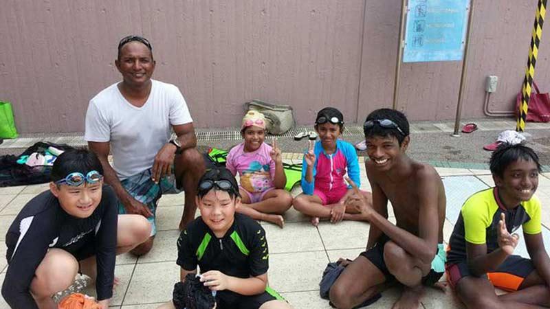 SwimSafer Test Feb 2015