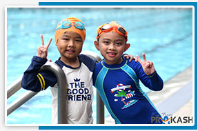Swimming Lessons Woodlands