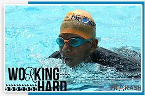 Swimming Lessons at Sengkang